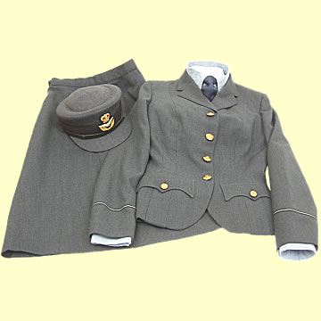 WRAF Uniform - Click for the bigger picture