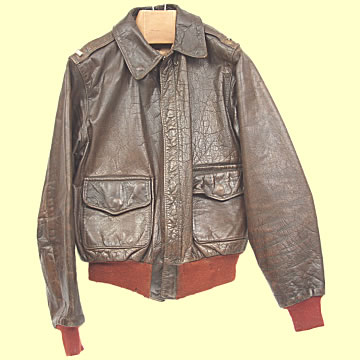 A-2 Flight Jacket - Click for the bigger picture