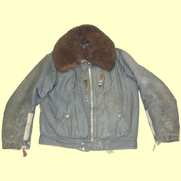 Luftwaffe WWII Flying Jacket for flight over land - Click for the bigger picture