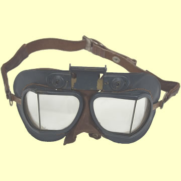 RAF Mk. VII Flying Goggles - Click for the bigger picture