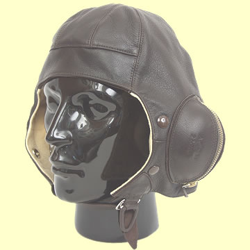 RAF B Type Helmet replica in size 4! - Click for the bigger picture