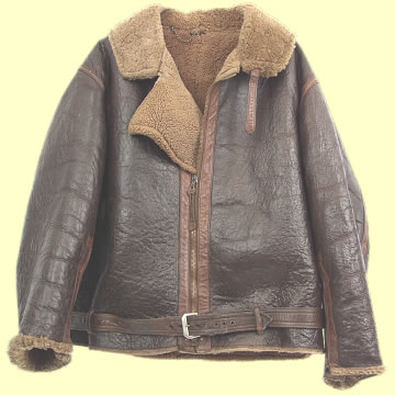 Battle of Britain Period Flying Jacket - Click for the bigger picture