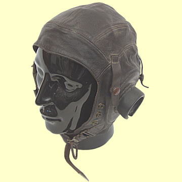 RAF First Pattern C type Flying Helmet - Click for the bigger picture