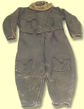 Spalding Leather Flight Suit - Click for the bigger picture