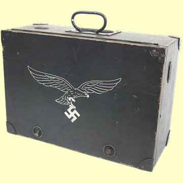 Luftwaffe Radio Case - Click for the bigger picture