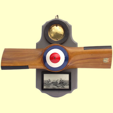 Airscrew Weybridge Mounted propeller Display - Click for the bigger picture