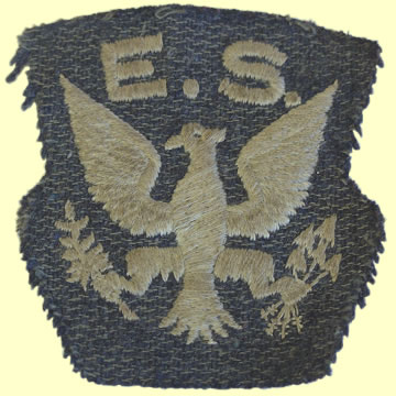 Eagle Squadron Sleeve Insignia - Click for the bigger picture