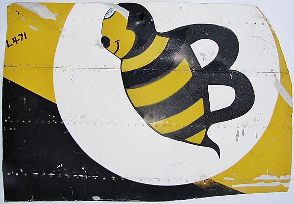 'Buzzy Bee' Logo Panel - Click for the bigger picture