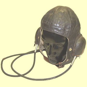 Flying Helmet - Click for the bigger picture