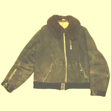 Luftwaffe WWII Flying Jacket - Click for the bigger picture
