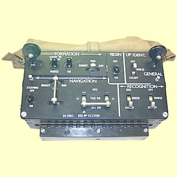 Morse Formation Control Panel - Click for the bigger picture