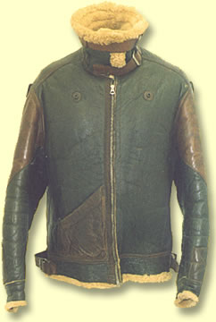 USAAF B3 Shearling Flying Jacket - Click for the bigger picture