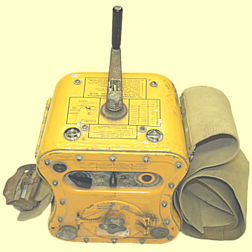 Emergency Radio Transmitter - Click for the bigger picture