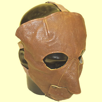 USAAF Gunner\'s Face Mask - Click for the bigger picture
