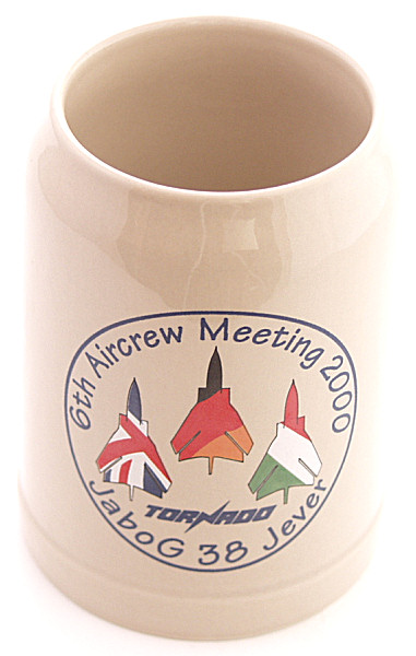 6th Aircrew Meeting 2000 Stein Mug - Click for the bigger picture