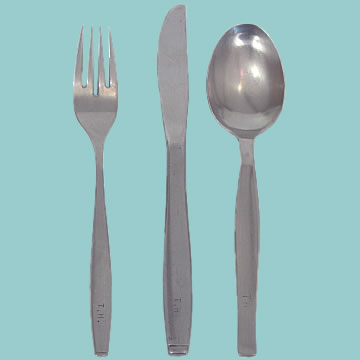 Trinity House Cutlery Set - Click for the bigger picture