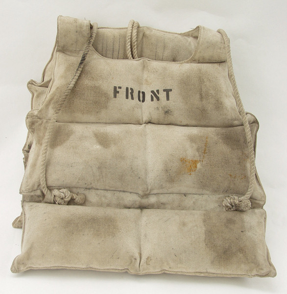 Ship's Life Vest by Victory Young - Click for the bigger picture