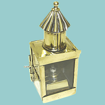 Binnacle Lamp - Click for the bigger picture